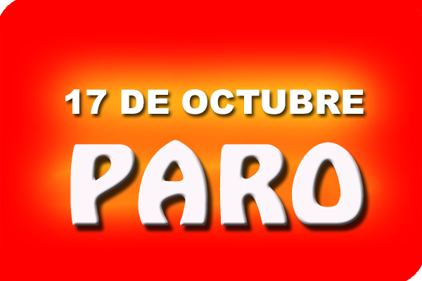 Paro 17 de Octubre