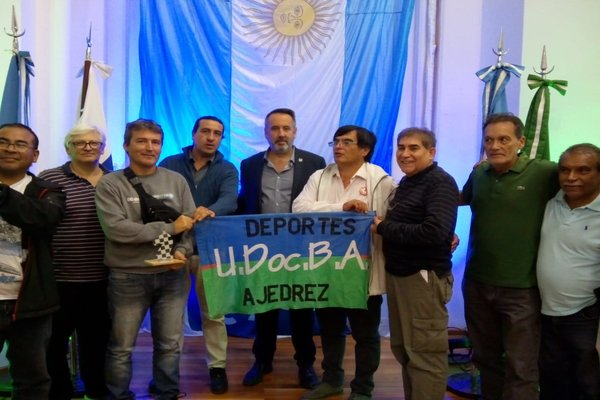 UDOCBA Campeonato intersindical de ajedrez - 14/04/2019